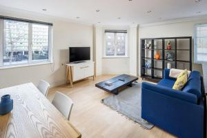 Stunning 1 bed sleeps 4 in Paddington, Apartmány  Londýn - big - 12