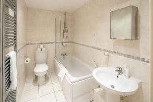 Stunning 1 bed sleeps 4 in Paddington, Apartmány  Londýn - big - 13