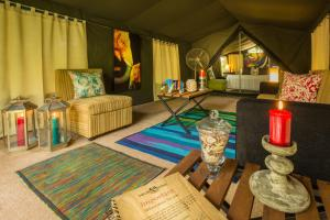 Mahoora Tented Safari Camp All-Inclusive - Udawalawe, Кемпинги  Удавалаве - big - 9