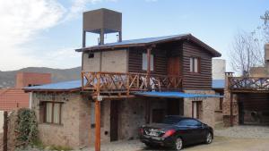 Cabañas El Madero, Lodge  Villa Carlos Paz - big - 25