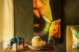 Mahoora Tented Safari Camp All-Inclusive - Udawalawe, Кемпинги  Удавалаве - big - 8