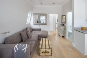 Luxurious Bright 1 bed in Chelsea, Apartmány  Londýn - big - 9