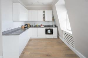 Luxurious Bright 1 bed in Chelsea, Apartmanok  London - big - 3