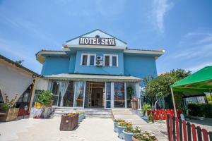 Отель Sevi Hotel, Фетхие