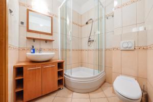 Apartamenty Sun & Snow Promenada, Apartmány  Świnoujście - big - 166