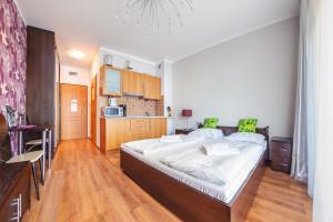Apartamenty Sun & Snow Promenada, Apartmány  Świnoujście - big - 168