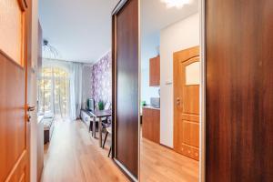 Apartamenty Sun & Snow Promenada, Apartmány  Świnoujście - big - 170