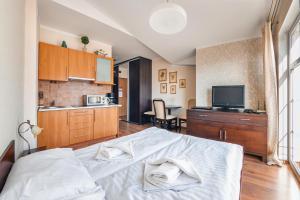 Apartamenty Sun & Snow Promenada, Apartmány  Świnoujście - big - 173