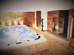 Housemuhlbach Wellness Aquaspa, Residence  Sappada - big - 197
