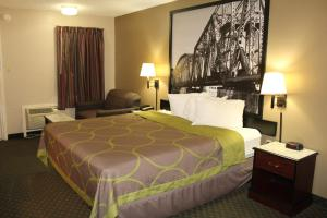 Super 8 Bossier City/Shreveport Area, Hotely  Bossier City - big - 13