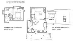 Agnandi Mare, Дома для отпуска  Тоурлос - big - 21