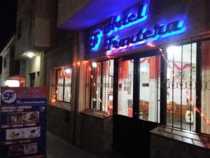 Hotel Frontera, Hotel  La Quiaca - big - 31