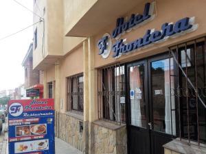 Hotel Frontera, Hotels  La Quiaca - big - 29