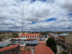 Hotel Frontera, Hotel  La Quiaca - big - 19