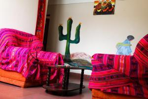 Hotel Frontera, Hotel  La Quiaca - big - 20