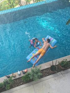 The Hideaway Suites Boutique Guesthouse, Apartmány  Choeng Mon Beach - big - 25