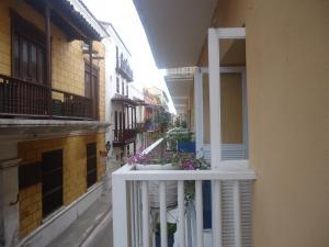 Apto. Alvarez, Апартаменты  Картахена-де-Индиас - big - 4