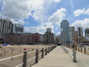 Apartamento Eden frente a la playa, Apartmanok  Mar del Plata - big - 50