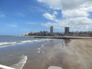 Apartamento Eden frente a la playa, Apartmanok  Mar del Plata - big - 51