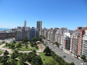 Apartamento Eden frente a la playa, Apartmanok  Mar del Plata - big - 41