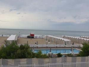Apartamento Eden frente a la playa, Apartmanok  Mar del Plata - big - 40