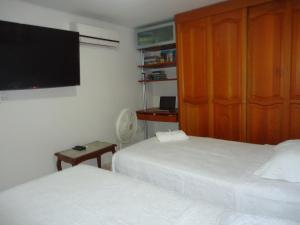 Apto. Alvarez, Apartmanok  Cartagena de Indias - big - 9