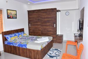 Prestige Service Apartment, Appartamenti  Hyderabad - big - 9