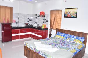Prestige Service Apartment, Appartamenti  Hyderabad - big - 15