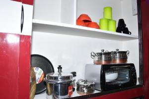 Prestige Service Apartment, Appartamenti  Hyderabad - big - 20
