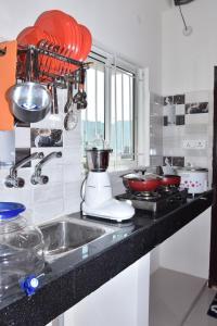 Prestige Service Apartment, Appartamenti  Hyderabad - big - 21