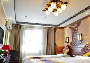Haoyang Goodnight Hotel (Beijing Tian'anmen Square Branch), Hotels  Peking - big - 11