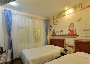 Haoyang Goodnight Hotel (Beijing Tian'anmen Square Branch), Hotels  Peking - big - 7