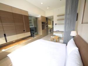 CK Serviced Residence, Апартаменты  Тайбэй - big - 54