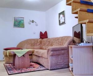 Altstadtferienhaus mit WLAN_Parkpl, Prázdninové domy  Wismar - big - 8