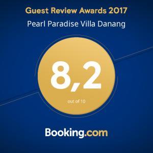 Pearl Paradise Villa Danang, Villas  Da Nang - big - 63