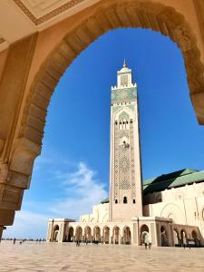 Rêve Nord Africain 北非梦, Ubytování v soukromí  Casablanca - big - 35
