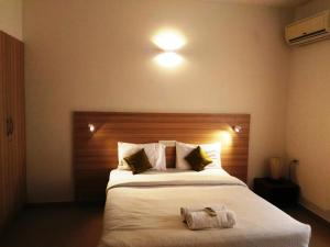 Deltrum Crescent Serviced apartments, Бангалор