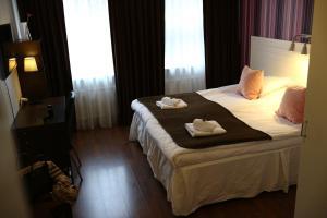 Hotell Marieberg, Hotel  Kristinehamn - big - 18