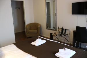 Hotell Marieberg, Hotel  Kristinehamn - big - 21