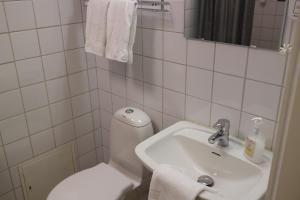Hotell Marieberg, Hotel  Kristinehamn - big - 26