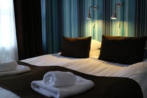 Hotell Marieberg, Hotel  Kristinehamn - big - 34