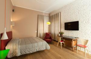 B&B Via Diaz, Bed & Breakfasts  Bergamo - big - 7