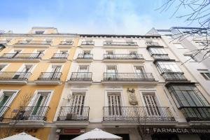 Home Club Recoletos II, Apartments  Madrid - big - 4