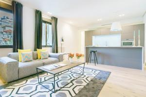 Home Club Recoletos II, Apartments  Madrid - big - 5
