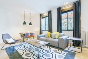 Home Club Recoletos II, Apartments  Madrid - big - 8