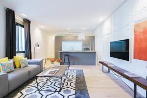 Home Club Recoletos II, Apartments  Madrid - big - 12