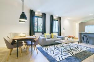 Home Club Recoletos II, Appartamenti  Madrid - big - 1
