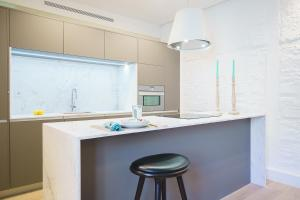 Home Club Recoletos II, Apartments  Madrid - big - 16