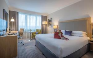 Clayton Hotel Burlington Road, Отели  Дублин - big - 2