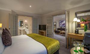 Clayton Hotel Burlington Road, Отели  Дублин - big - 4